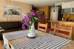 1. Cuisine-salon Orée du bois