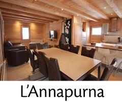 l'Annapurna, Serre Chevalier
