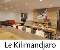 Chalet Kilimandjaro à Serre Chevalier