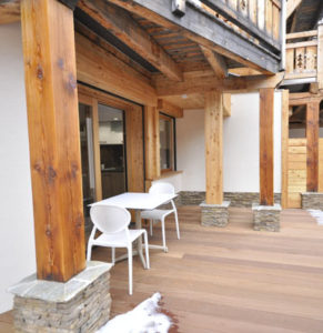 Appartement Fitz Roy Serre Chevalier